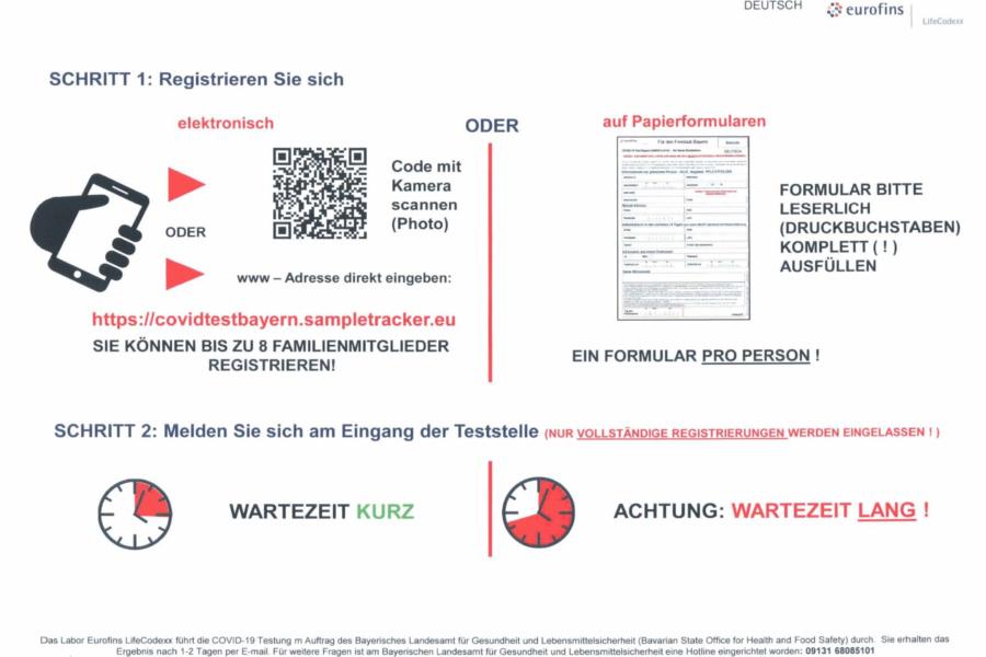 Obavještenje za sve klijente koji putuju u SR Njemačku